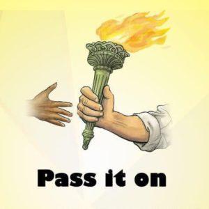BMA - Pass It On